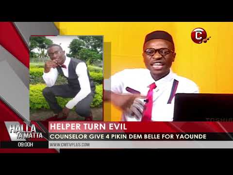Counselor Boil 4 Pikin Their Beans Suteh Them Carry Belle | More Pidgin News
