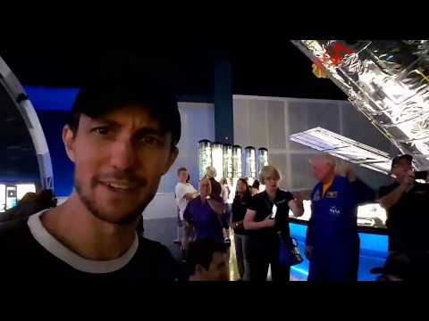 Space Shuttle Atlantis - Kennedy Space Center Visitor Comple