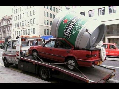 videos accidentes de coche: