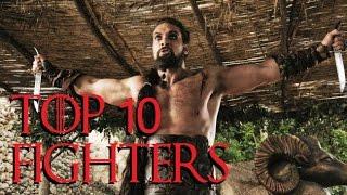 Top 10 Fighters in Game of Thrones (Season 6)