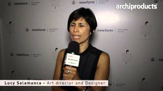 NEWFORM | LUCY SALAMANCA, MASSIMO GIROLDI - Palazzo Gnudi 2013