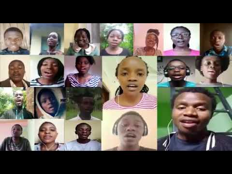 "Download JKUSDA VIRTUAL CHURCH CHOIR   BWANA NI MCHUNGAJI WANGU: ""THE LORD IS MY SHEPHERD"" PSALMS 23  "