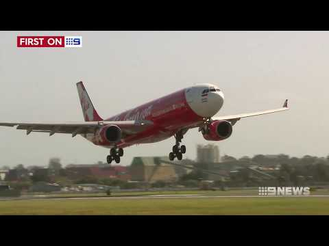 Airline Ordeal | 9 News Perth