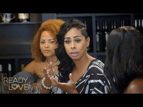 The Women Bond During An Emotionally Raw Talk About Being Single | Ready To Love | OWN