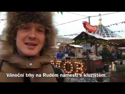 Vánoční Moskva 2019