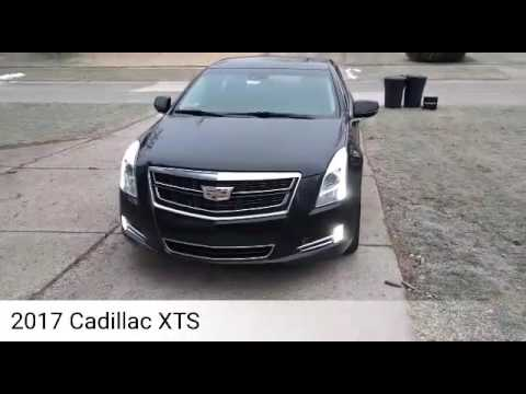 2017 Cadillac Xts Review And Driver Experience