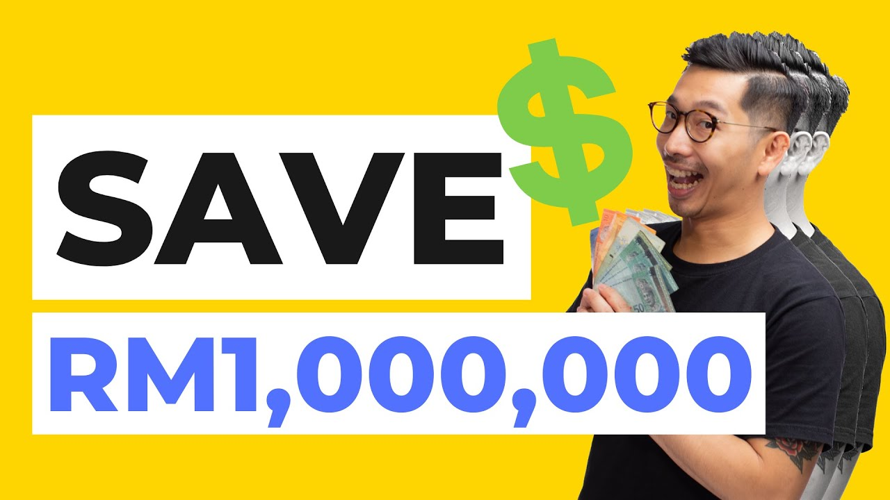How to save $1 million on a $5,000 salary | Saving tips 2021