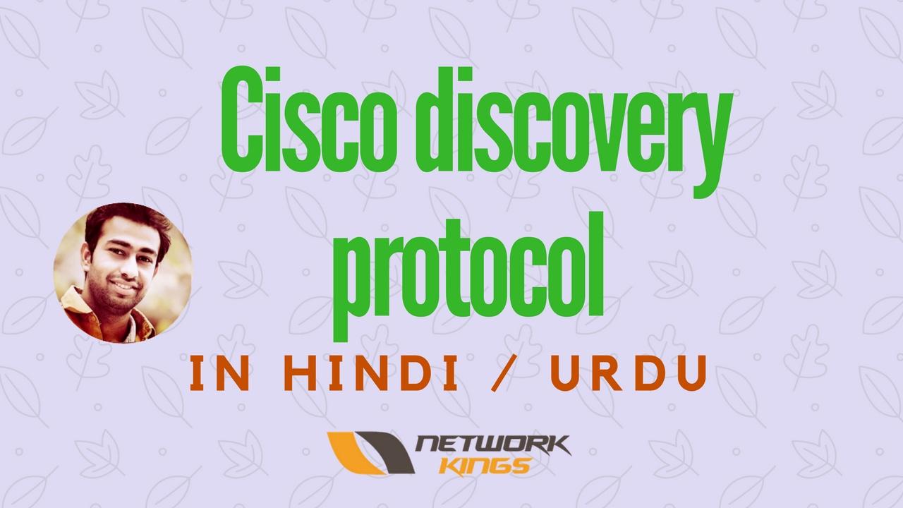 cdp cisco discovery protocol pdf