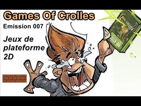 Games Of Crolles - Les jeux de plateforme 2D - Emission 007 - Radio Gresivaudan
