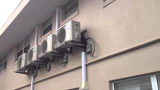 Кондиционеры DAIKIN во Флориде(Инверторные кондиционеры ДАЙКИН во Флориде США видео., 2016-03-15T23:49:37.000Z)