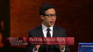 """03 - David Shin - """"His Way Is In The Sanctuary"""" 