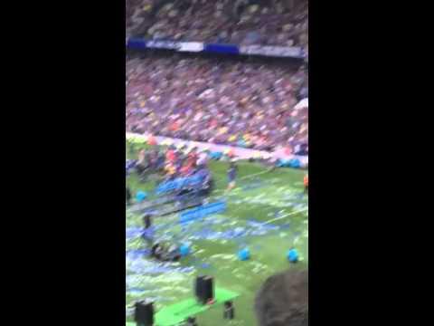 Didier drogba chelsea farewell speech