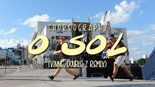"Baixar ""O SOL"" - Vitor Kley (VINNE, Double Z Remix) | FREE STEP CHOREOGRAPHY | #Odiadovídeo2"