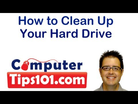How to Clean Up Your Hard Drive