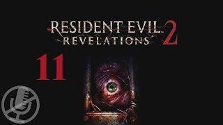 Resident Evil Revelations 2 Прохождение Без Комментариев На Русском Часть 11 — Босс Мутант Нил
