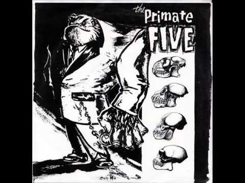 THE PRIMATE FIVE - rat city
