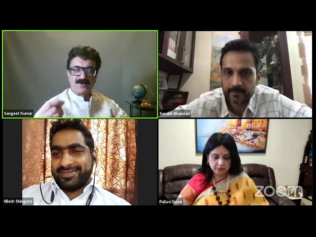 PowerTalk Show (Initiative by SHK Venture in association with
