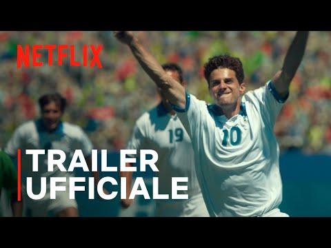 Il Divin Codino | Trailer Ufficiale | Netflix