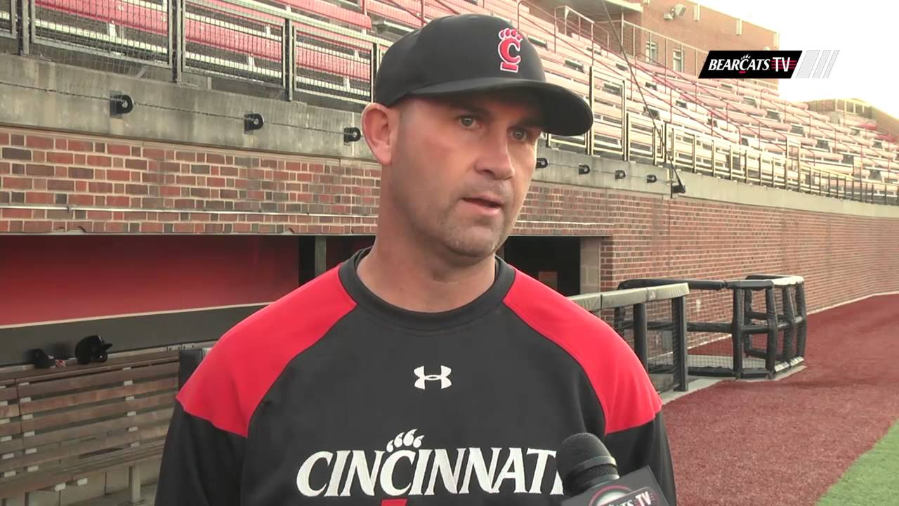 e744ac2e5 UC Baseball Fall Ball  Red and Black Series Preview - YouTube