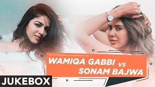 Sonam Bajwa V/S Wamiqa Gabbi | Video Jukebox | Latest Punjabi Songs 2019 | Speed Records