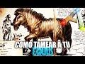 COMO TAMEAR A TU EQUUS | Guia Español | Ark: Survival Evolved