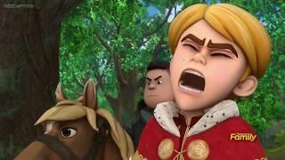 Robin Hood mischief in Sherwood episode 4