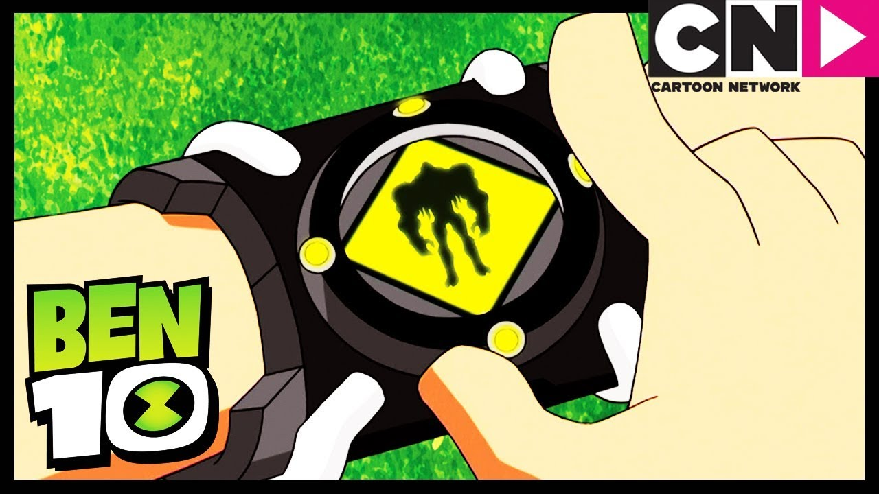 Omnitrix ⚡️ | Ben 10 Türkçe | çizgi film | Cartoon Network Türkiye