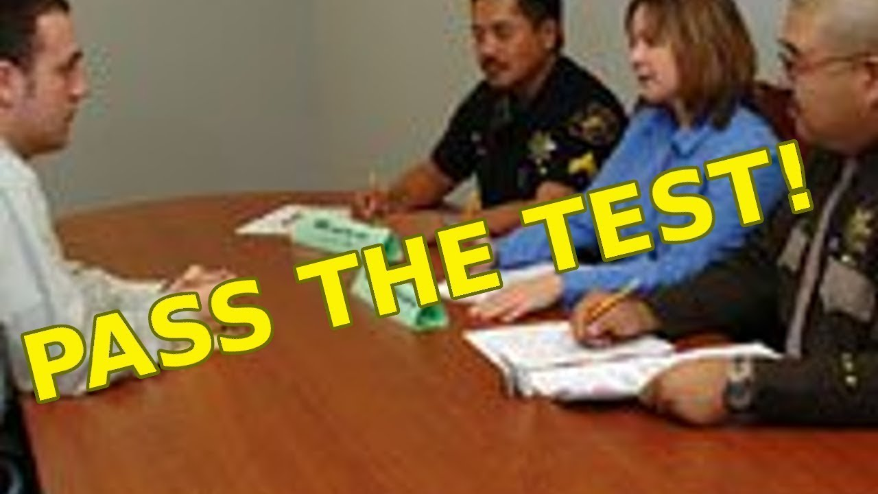 Download Stress: Passing The POLICE Oral Board