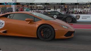 1/4 Unlim 2018. 1000hp Lamborghini Huracan vs 1400hp Nissan GT-R. Unlim Highlights.