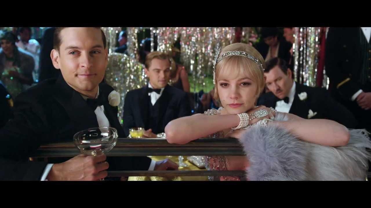 Il Grande Gatsby Teaser Trailer Ufficiale Italiano Hd