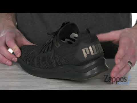 online retailer 1c72d 50ac9 PUMA Ignite Flash evoKNIT Desert SKU: 9115765 - YouTube