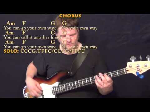 Fleetwood Mac Go Your Own Way Chords