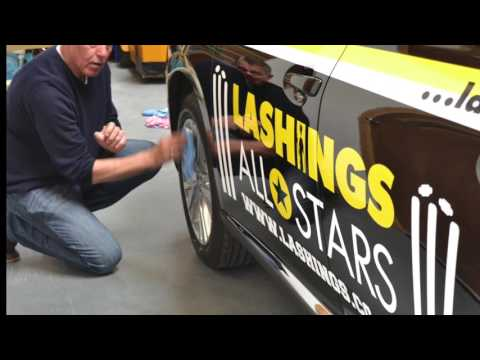 Ceramic Coating Lashings All Stars Aqueous Guard