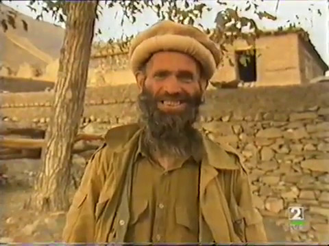 Massoud, el afgano. Christophe de Ponfilly (1998)