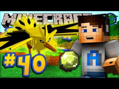 "Minecraft PIXELMON 3.0 - Episode #40 w/ Ali-A! - ""LEGENDARY BIRDS!"""