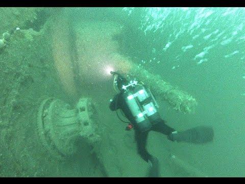 Diving Scapa Flow 2016
