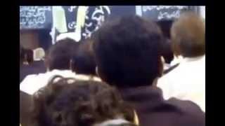 Zakir Molana Asif Raza Alvi about Hazrat Imam Hussain (A.S)