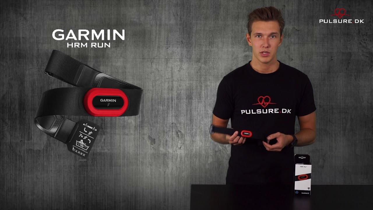 Garmin Premium HF-Brustgurt HRM Run NEU