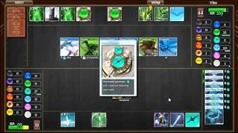 Elements The Game Level 5 Grind Deck