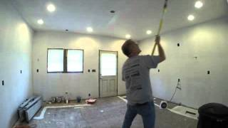 My Kitchen Renovation Time Lapse (Video 2)- Demo, Insulation, Drywall, Flooring and Some Cabinets