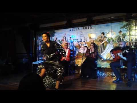 Tablao Flamenco Villa Rosa: Anabel Moreno