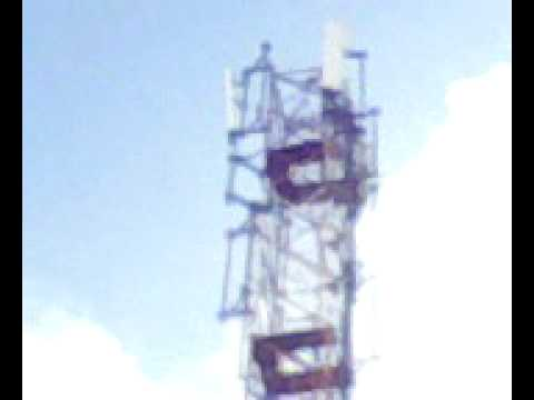 Cell Site in Republic of India Asia