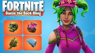 Guess The Back Bling in Fortnite Quiz | Ultimate Fortnite Challenge