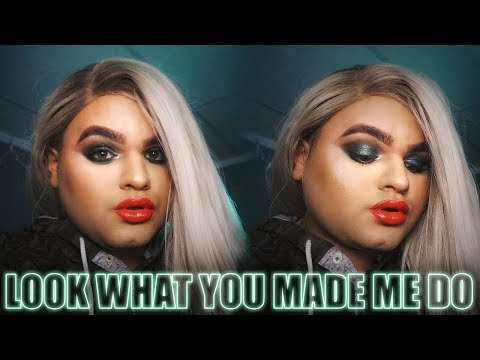 """""""Look What You Made Me Do"""" Makeup Tutorial 