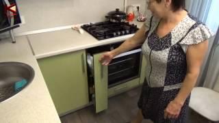 видео кухни на заказ