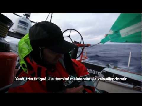 Le sort des Açores - Etape 8, Jour 3, Volvo Ocean Race 2011-12