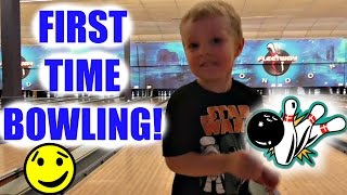 Going Bowling - 5 Pin Bowling for the First Time!