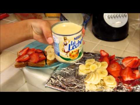 Desayuno y bocadillos faciles y rapidos