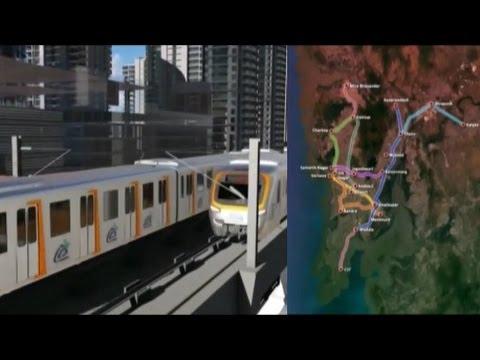 Mumbai Railway Master Plan MMRDA