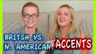 BRITISH V.S. NORTH AMERICAN ACCENTS | RyanThomasWoods